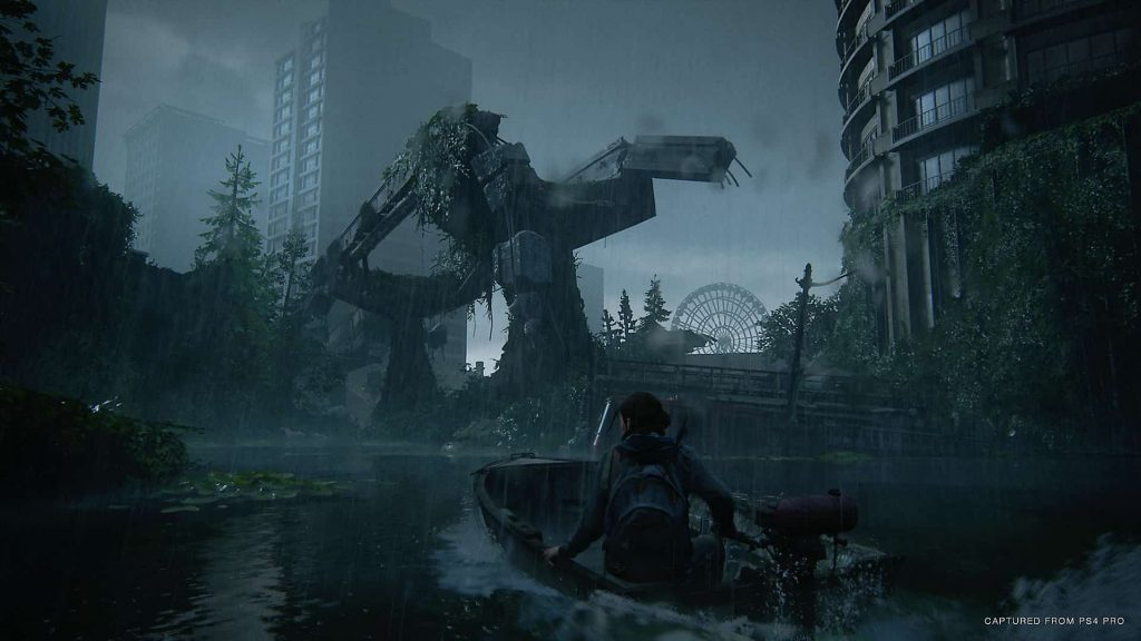 New The Last Of Us Part 2 PS4 Pro Screenshots Are Gorgeous 1024x576