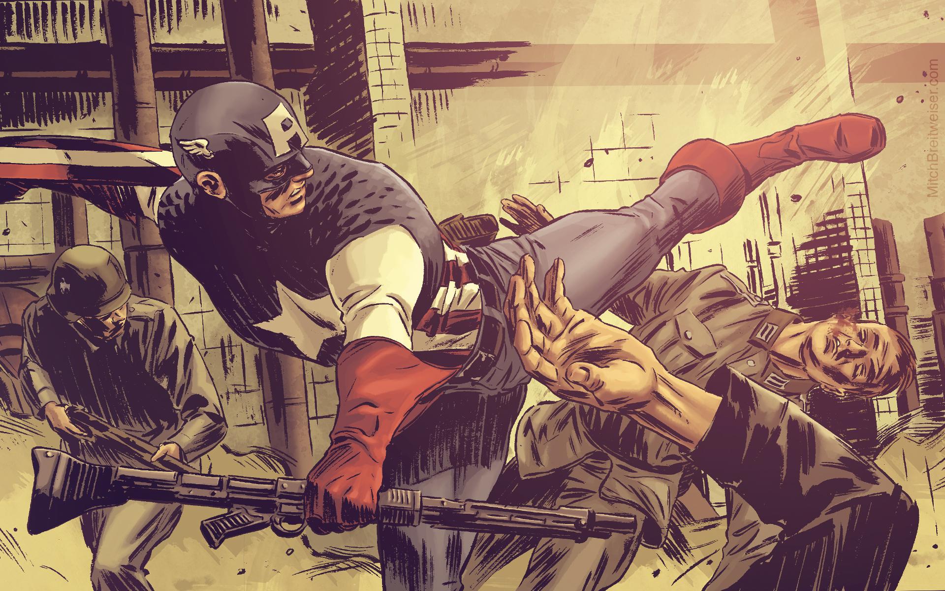 Wallpaper Abyss Explore the Collection Captain America Comics Captain 1920x1200
