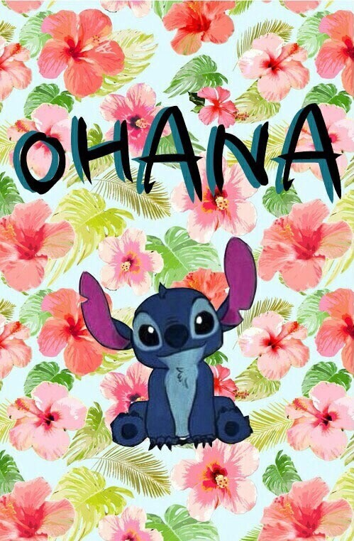 wallpaper background iphone android disney lilo and stitch stitch 499x761