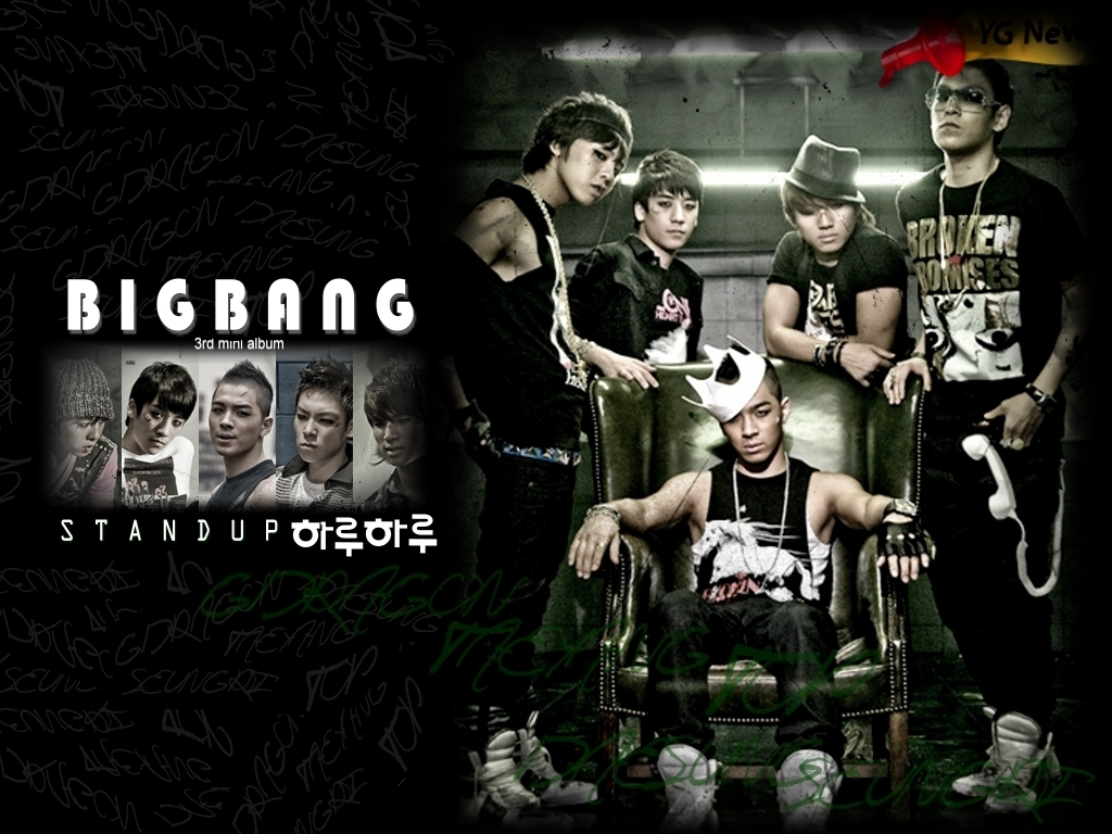 76 Bigbang Wallpaper On Wallpapersafari