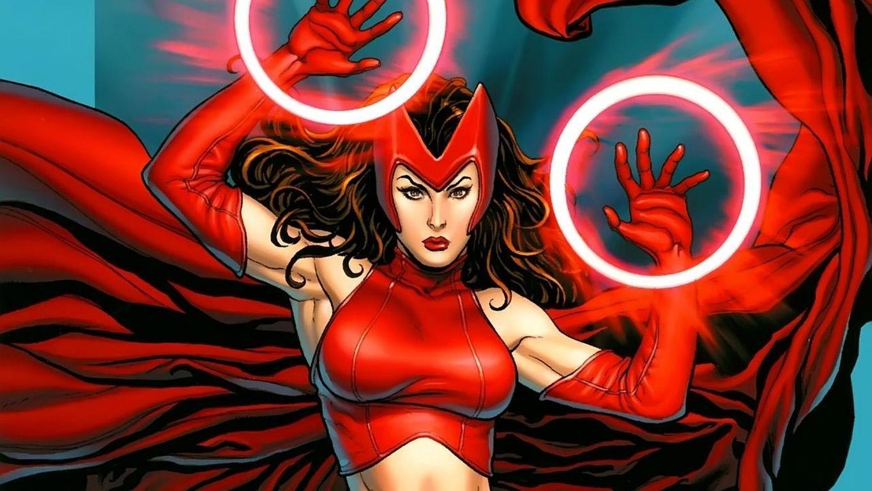 Scarlet Witch HD Wallpaper 1365x768