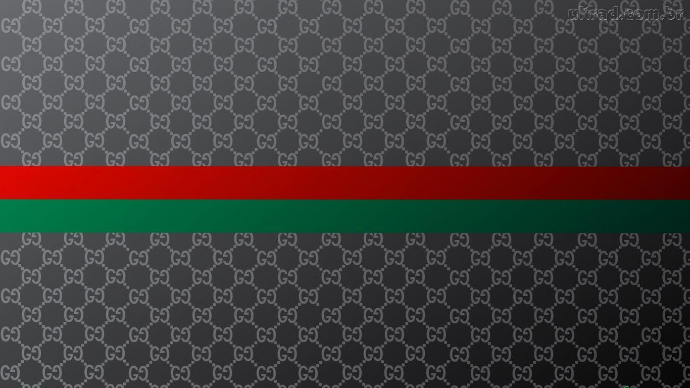 Gucci Logo Wallpapers 1366x768