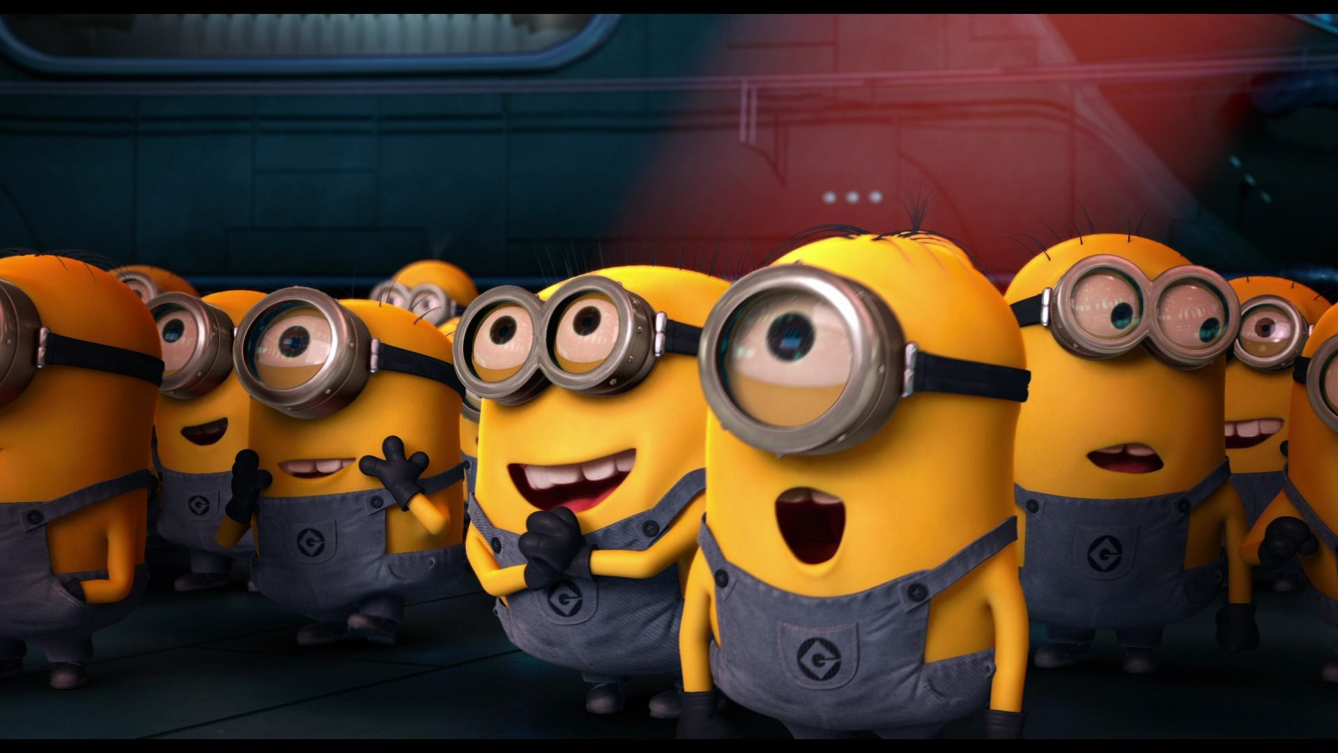 Despicable Me   Minions Wallpaper 7988 1920x1080