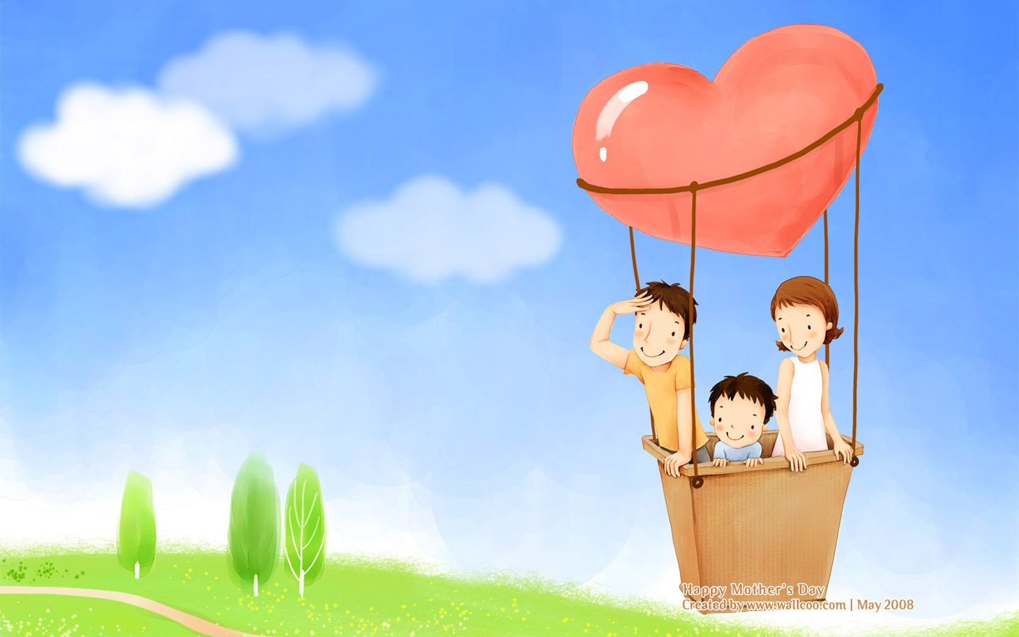 childhood Love Wallpaper : I Love My Family Wallpaper - WallpaperSafari