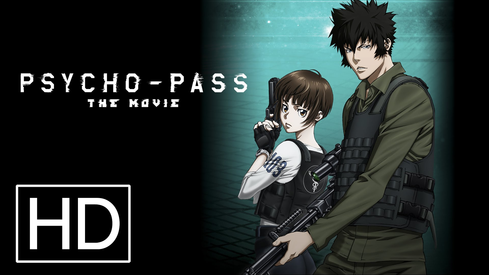 Psycho Pass Movie Wallpaper 4   1920 X 1080 stmednet 1920x1080