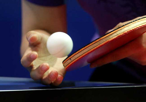 Table Tennis Wallpapers 500x349