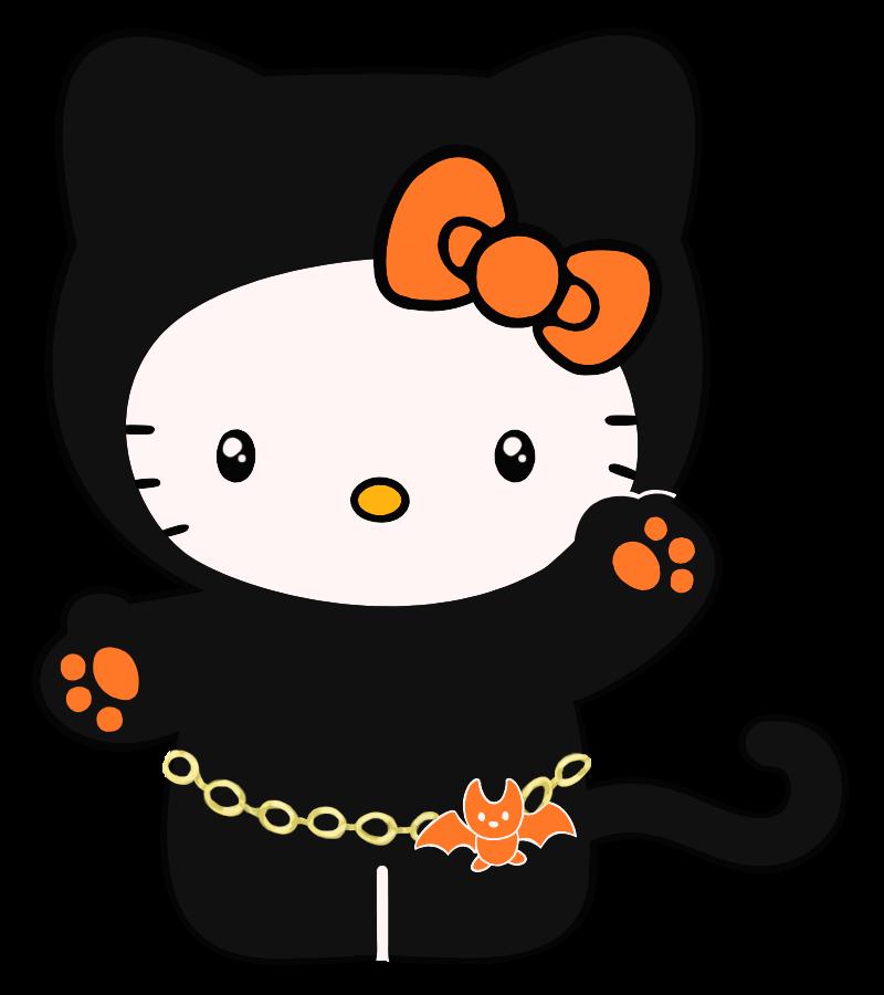 Free Hello Kitty Halloween Wallpaper - WallpaperSafari