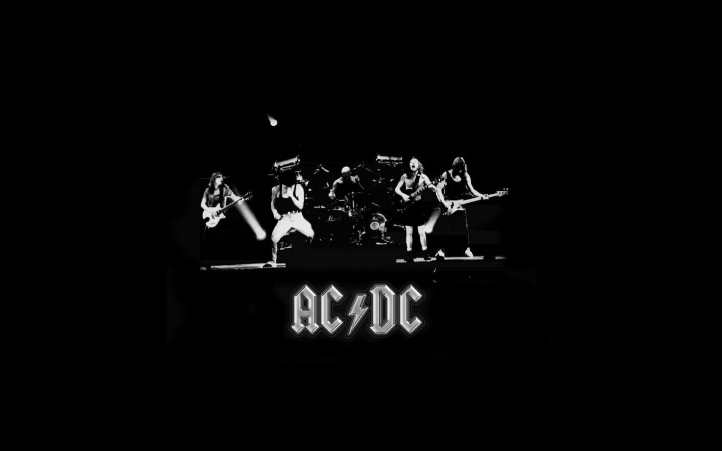 Best Music Wallpapers ACDC download wallpaper 1440x900
