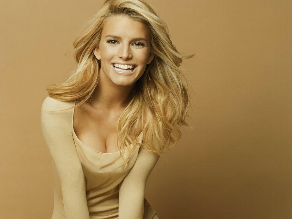 Jessica Simpson wallpapers hd 1024x768