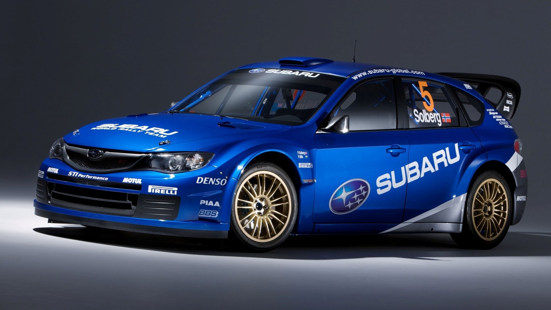 Subaru Rally Car Wallpaper Wallpapersafari