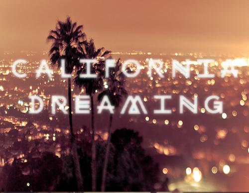 california dreaming on Tumblr 500x388