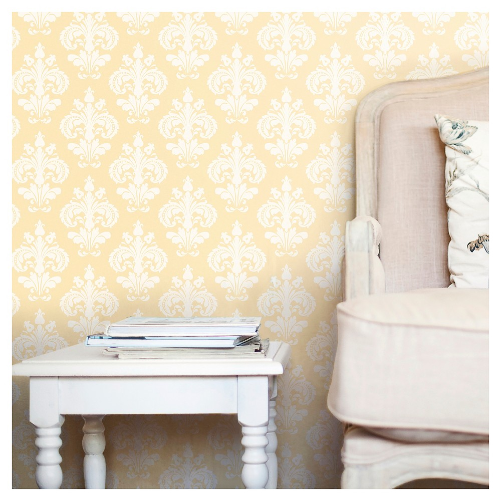 DEVINE COLOR CHANTILLY WALLPAPER   FIREFLY 1000x1000
