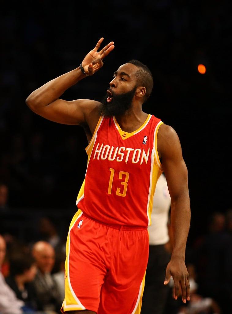 [49+] James Harden Houston Rockets Wallpaper on ...