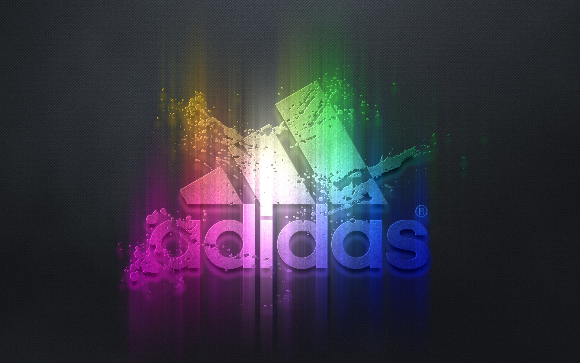 Adidas Spray Paint HD Wallpapers 1920x1200