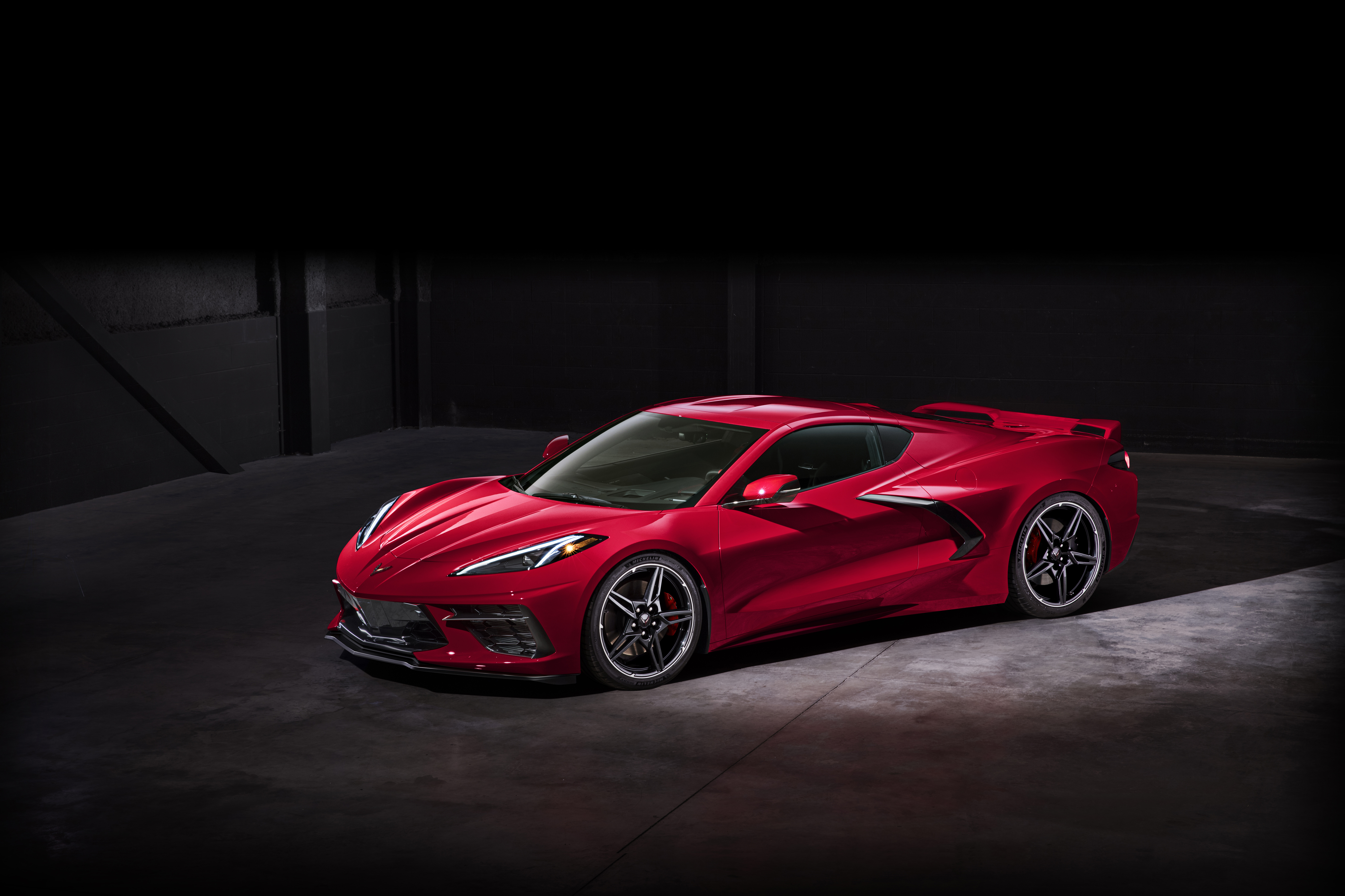 Chevrolet Introduces First Ever Mid Engine Corvette 5700x3800