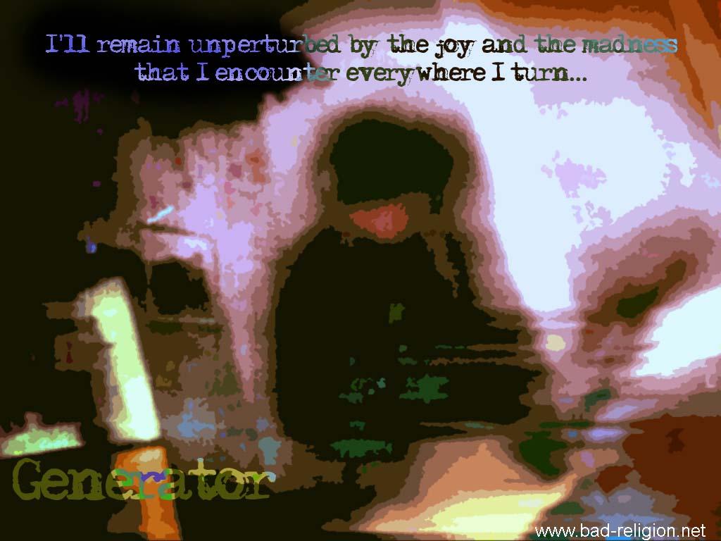 Generator Wallpaper   Bad Religion Wallpaper 718400 1024x768