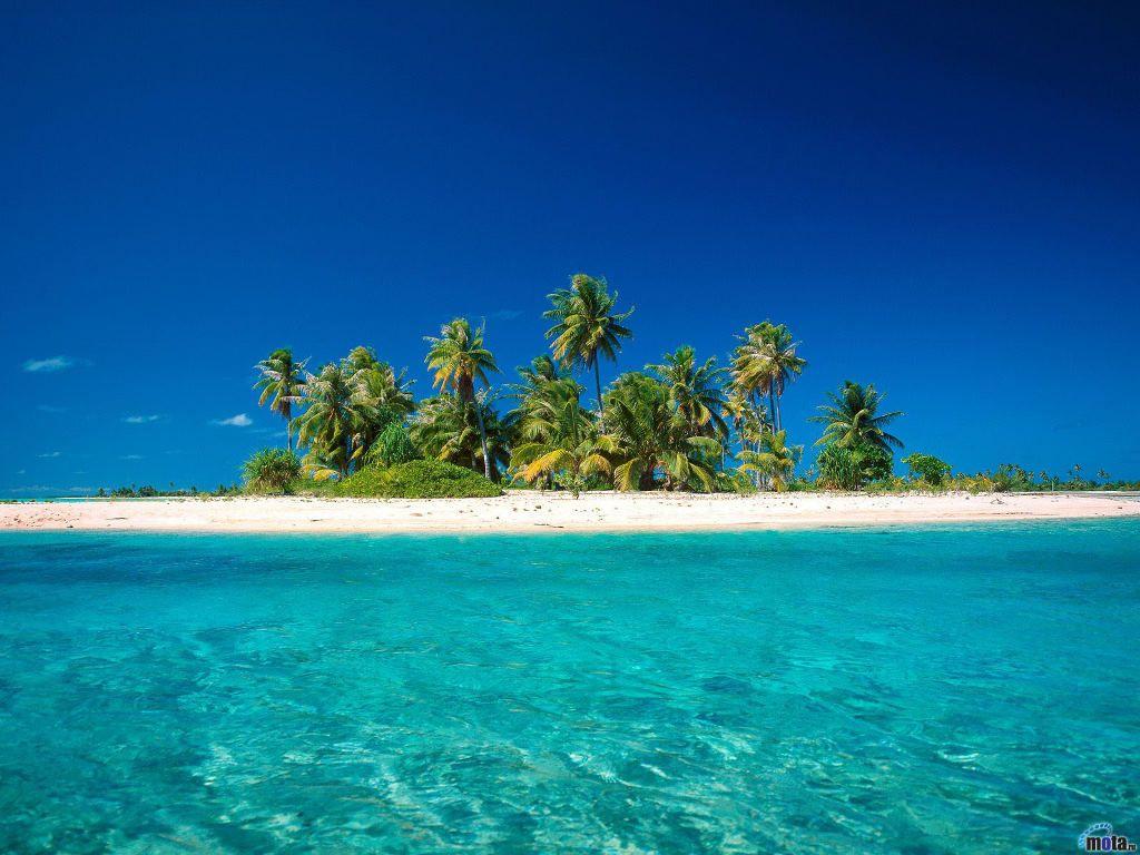 download Tropical Island wallpaper