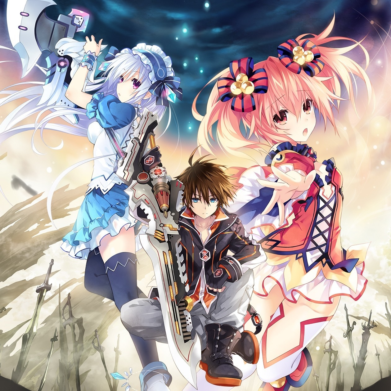Free Download Fairy Fencer F Advent Dark Force Ps4 India Ign India