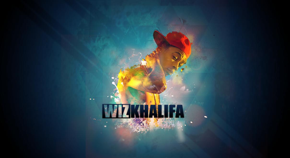 Wiz Khalifa Wallpaper Desktop and mobile wallpaper Wallippo 1210x660