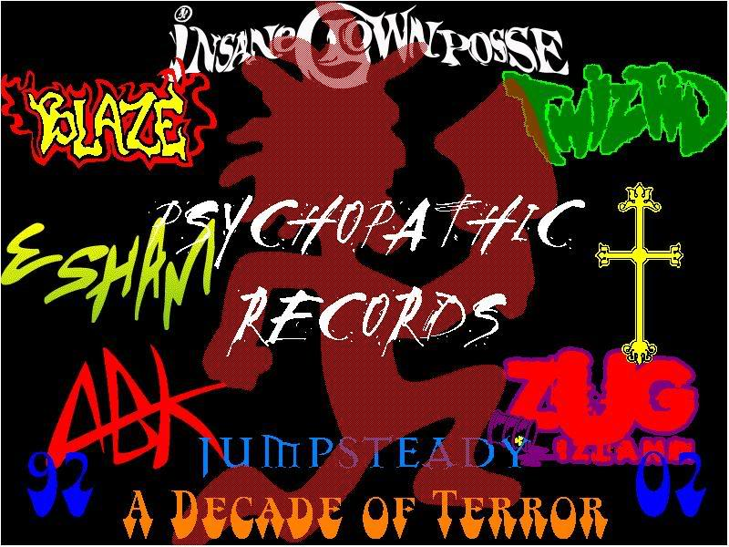 Psychopathic Records Graphics Code Psychopathic Records Comments 800x600