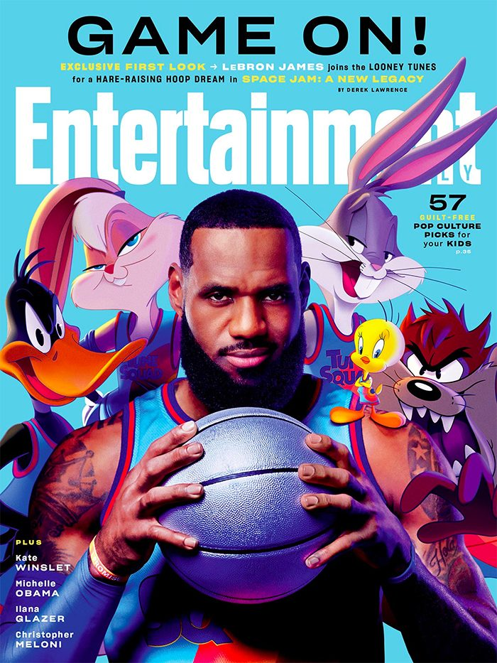 Space Jam A New Legacy First Look and Plot Details Revealed Film 700x933