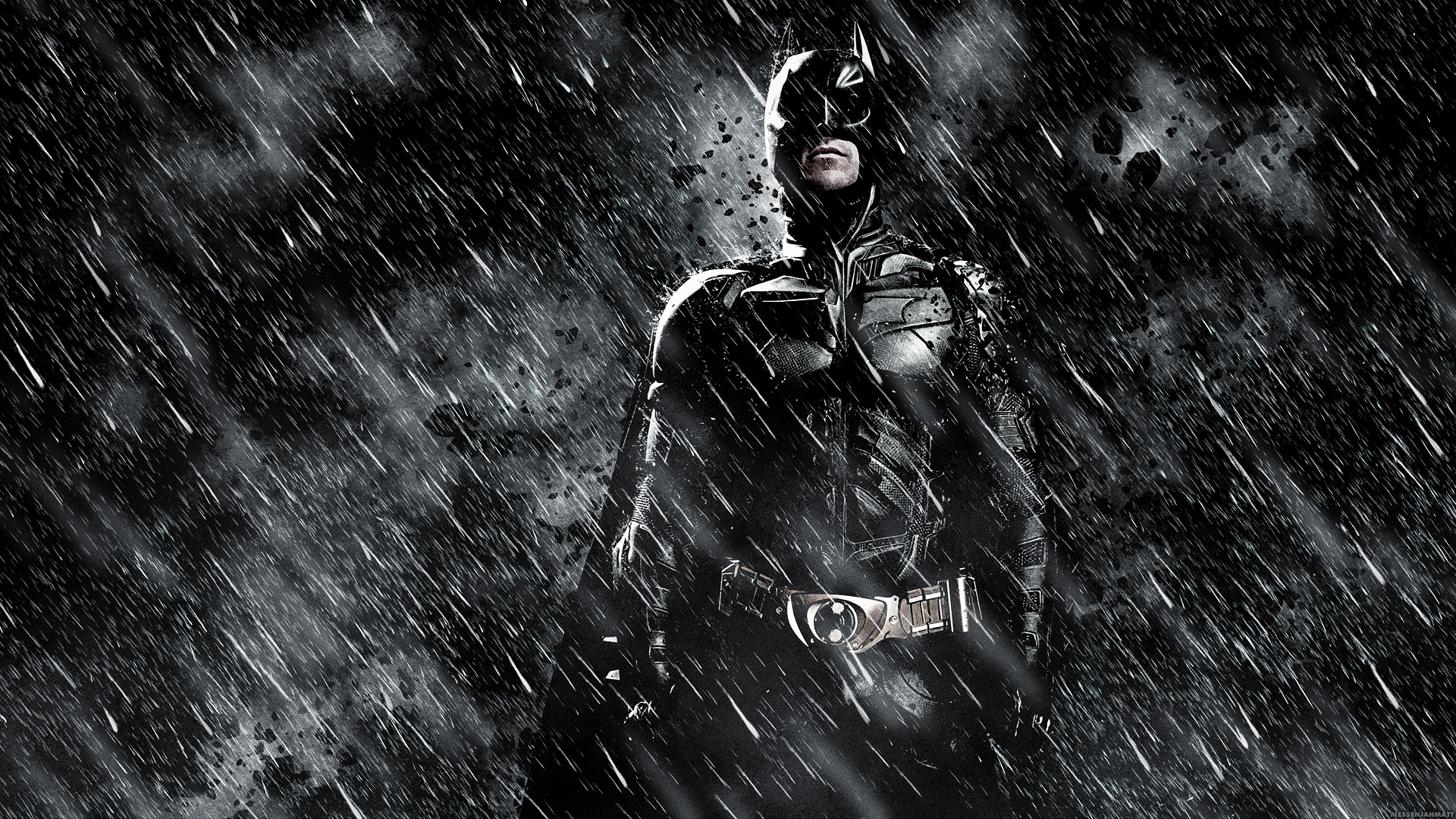 Batman in The Dark Knight Rises Wallpapers HD Wallpapers 1920x1080