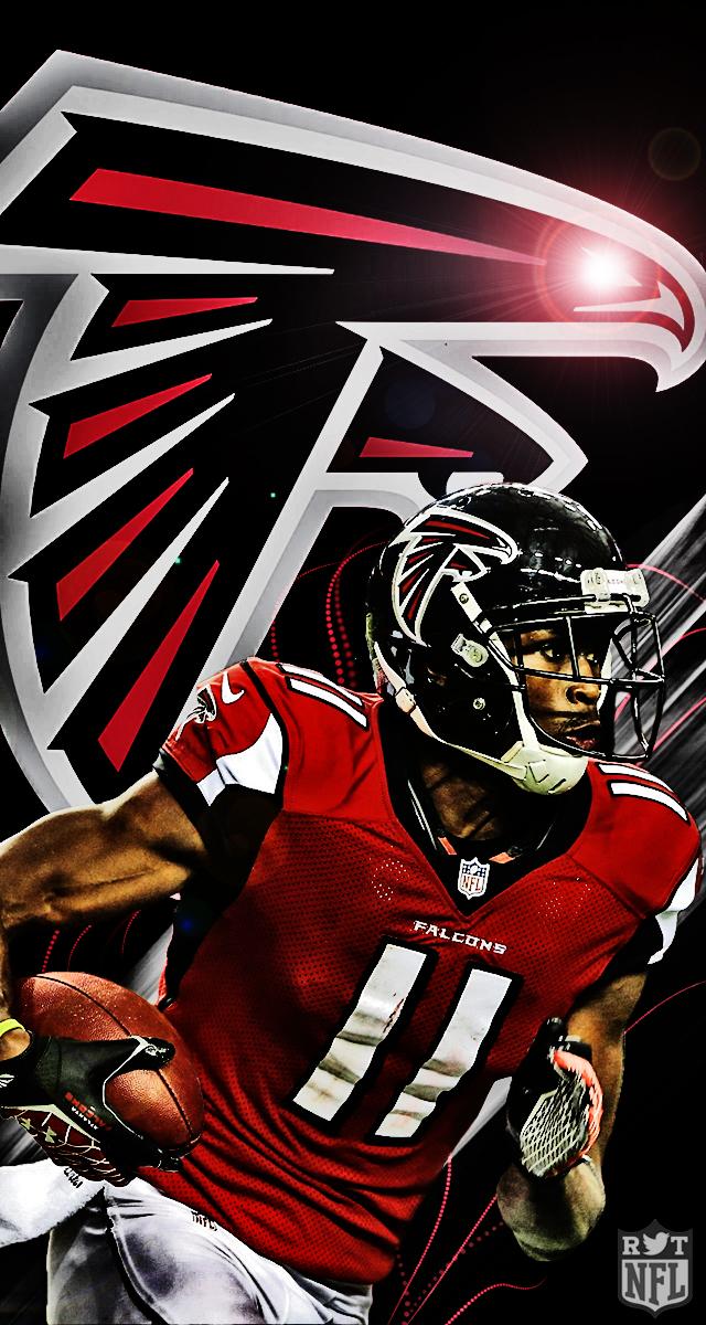 Atlanta Falcons Wallpapers - WallpaperSafari   640 x 1200 jpeg 647kB