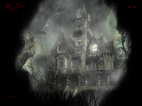 User reviews of Halloween Mansion Animated Wallpaper 100 600x448