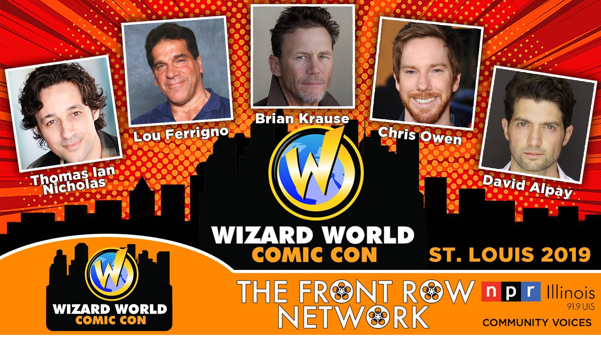 Wizard World St Louis Special Coverage NPR Illinois 1920x1080