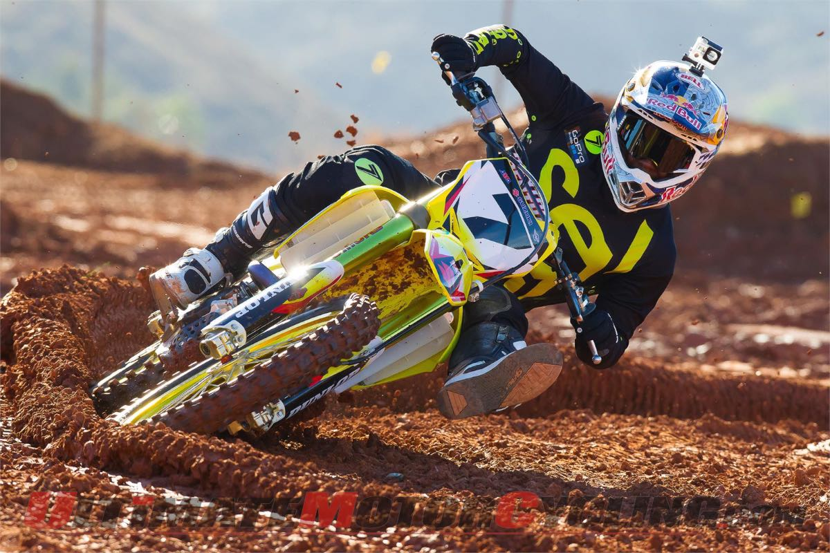 2015 Yoshimura Suzuki James Stewart Photo Shoot Wallpaper 1200x800