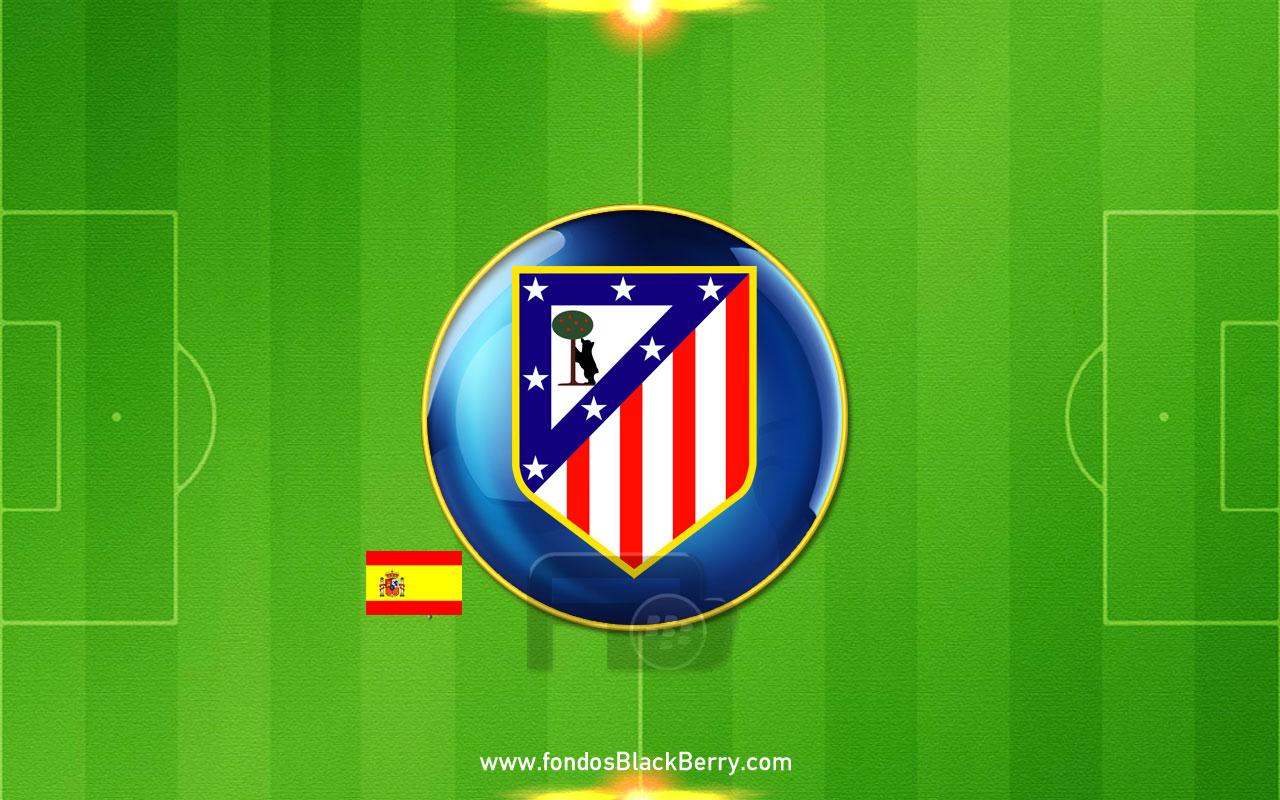 Fotos HD de Atltico de Madrid Fondos de pantalla de Escudo 1280x800