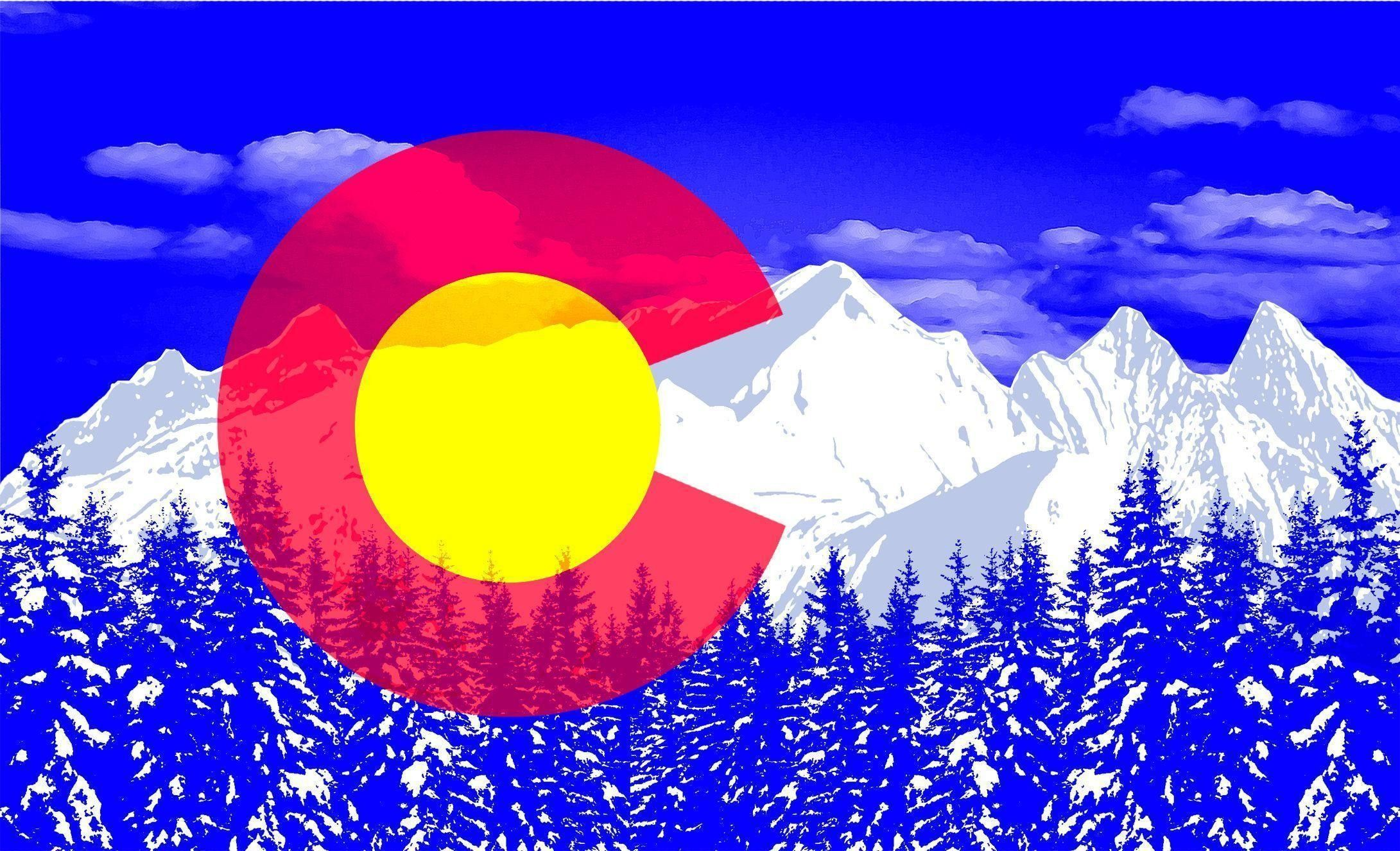 Colorado Flag Wallpapers   Top Colorado Flag Backgrounds 2181x1325