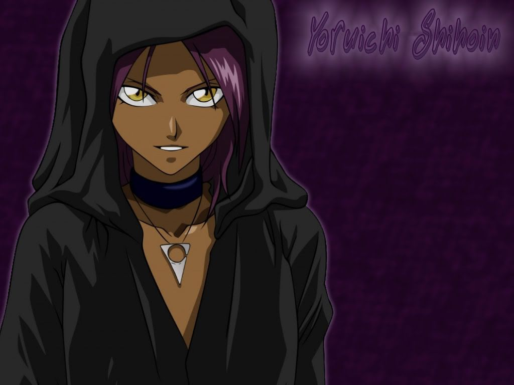 Free Download Bleach Yoruichi Wallpapers 1024x768 For Your