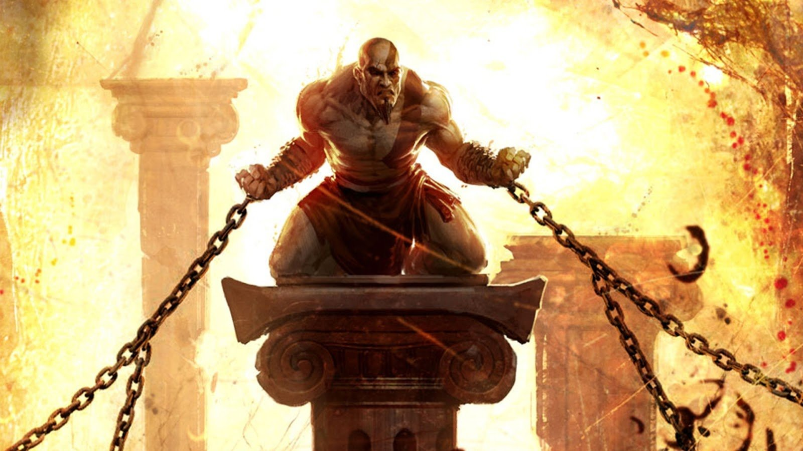 God of War Ascension Video Game New Nice HD Wallpapers 2013 1600x900