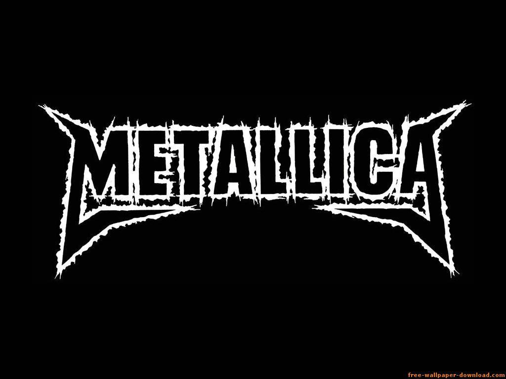 Metallica Logo Wallpaper  40   Metallicawallpapercom 1024x768