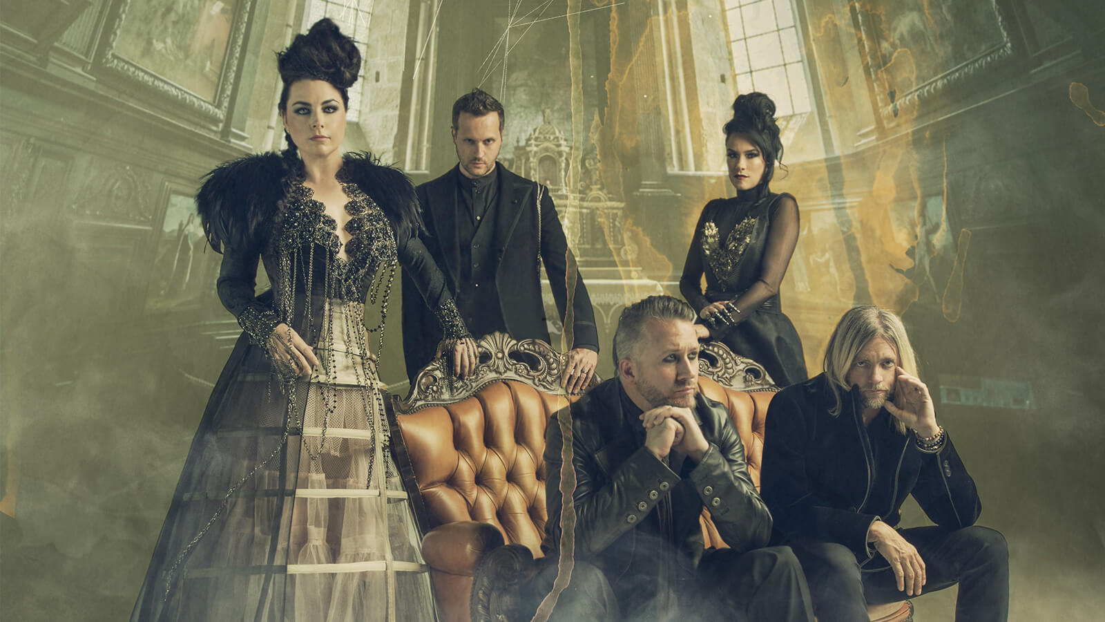 Evanescence Synthesis Live   Sydney Opera House 1600x900