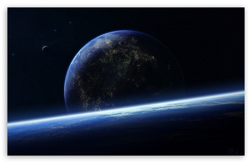 Surface Of The Planet HD wallpaper for Wide 16:10 5:3 Widescreen WHXGA ...