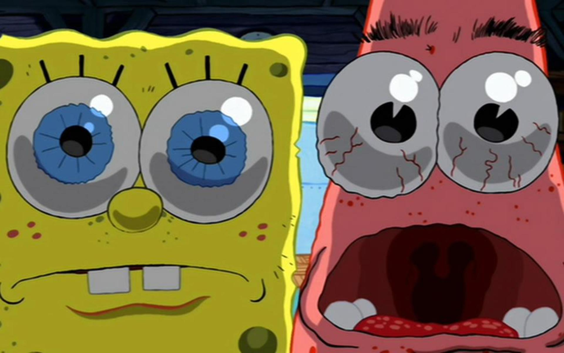 Spongebob and Patrick Star Exclusive HD Wallpapers 5019 1920x1200