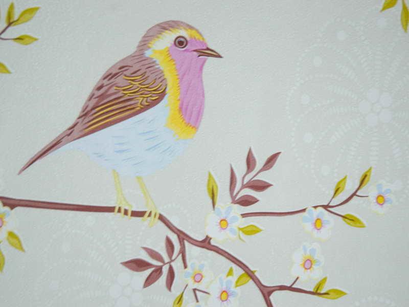 bird wallpaper for walls 2015   Grasscloth Wallpaper 800x600