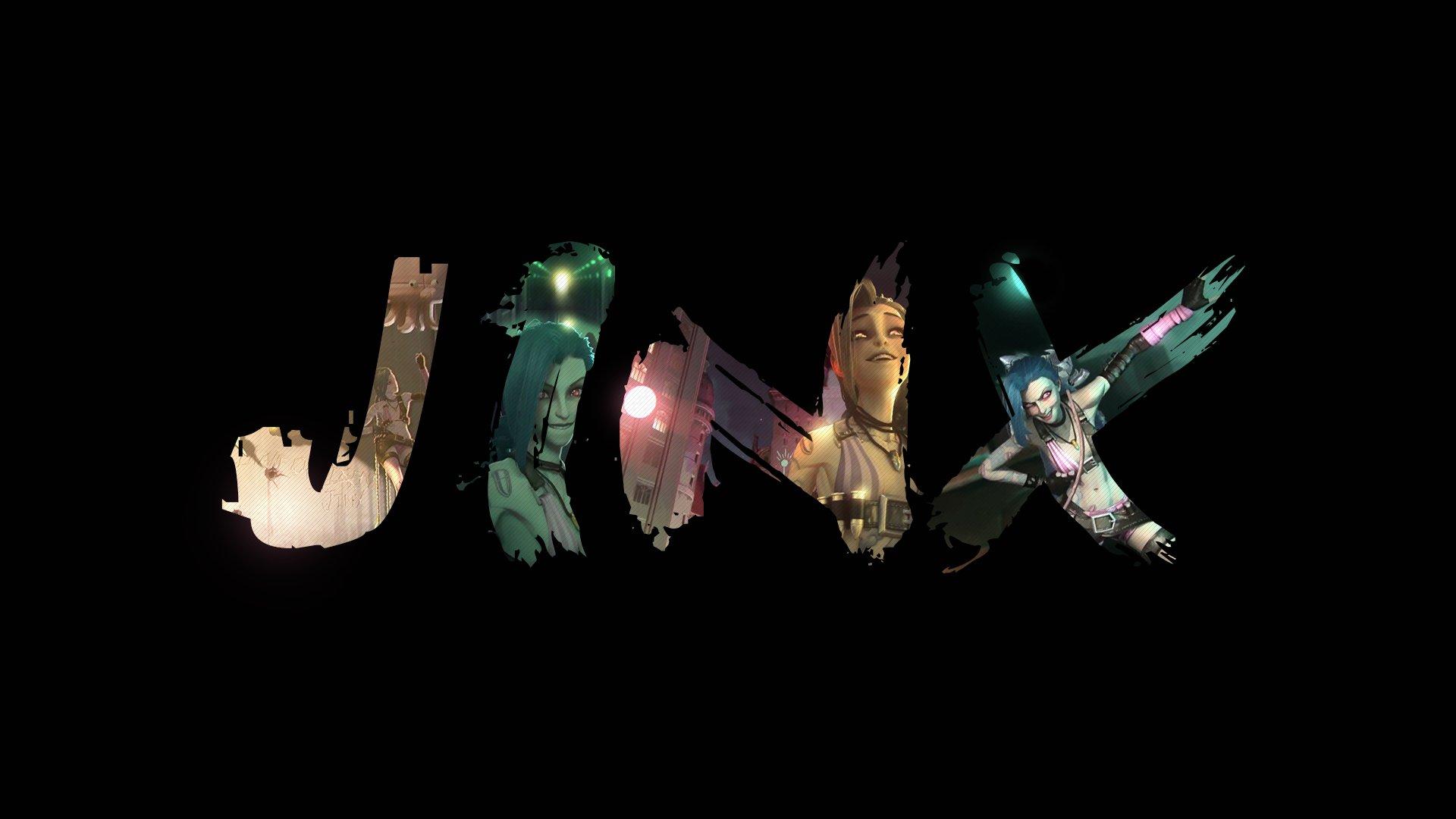 League of Legends Jinx wallpaper 1920x1080 621682 WallpaperUP 1920x1080