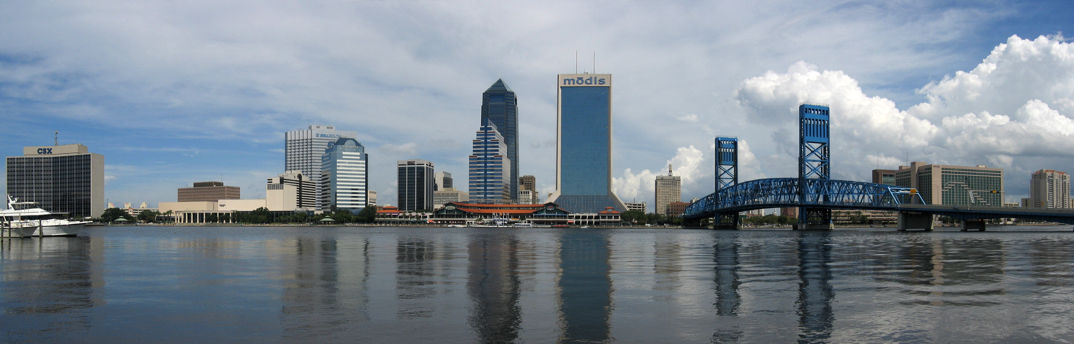 Wallpapers Jacksonville 3748x1200