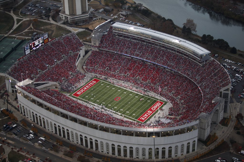 Ohio Stadium One Time This Season When Nebraska Comes To Town Oct 6 1024x682