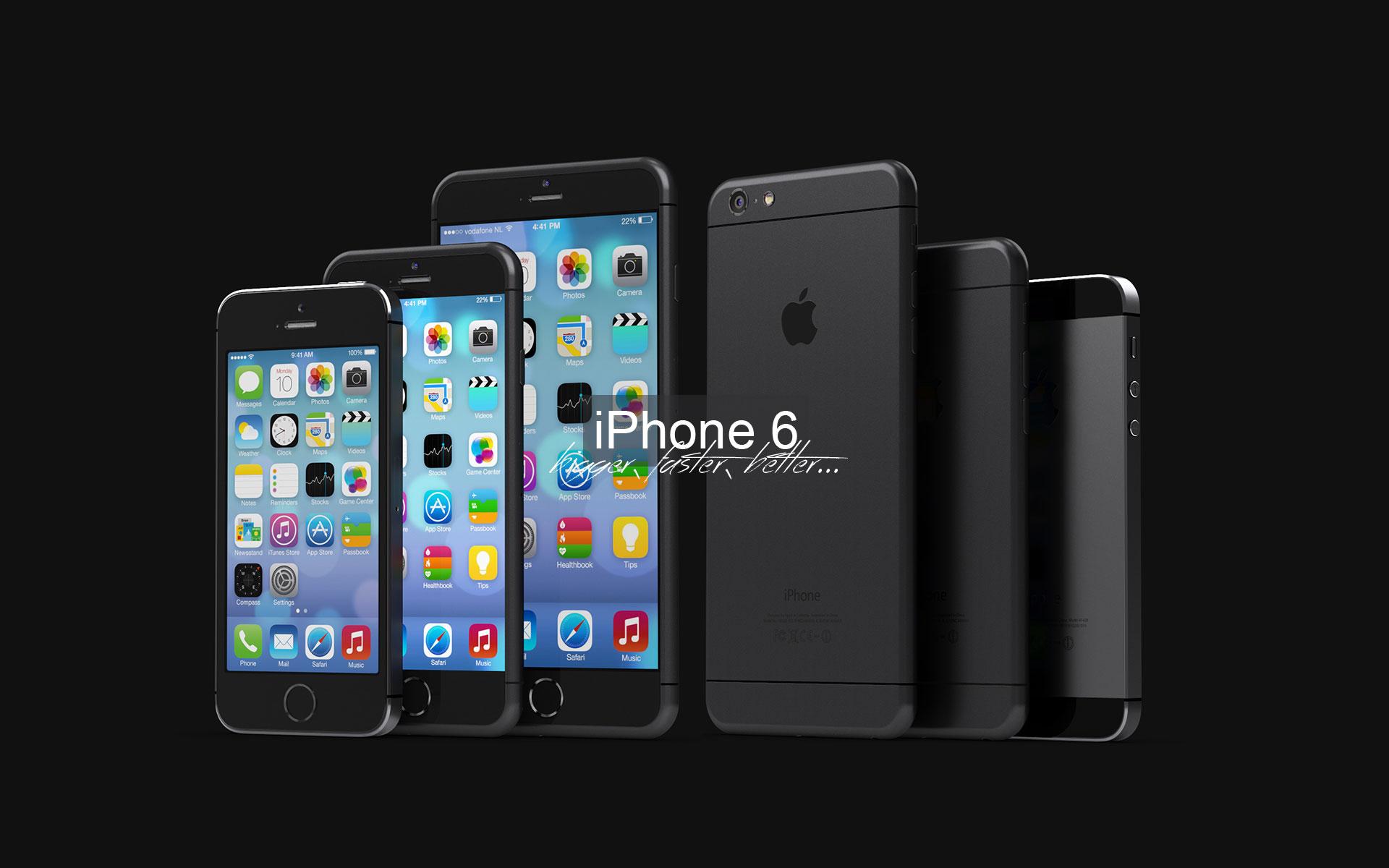 iPhone 6 1920x1200