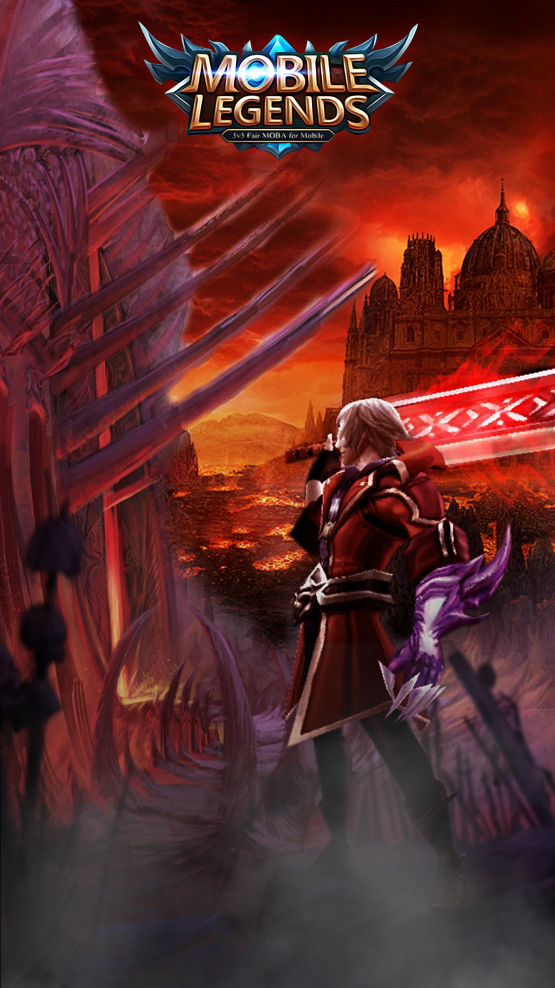 Mobile Legends Wallpaper Download Game