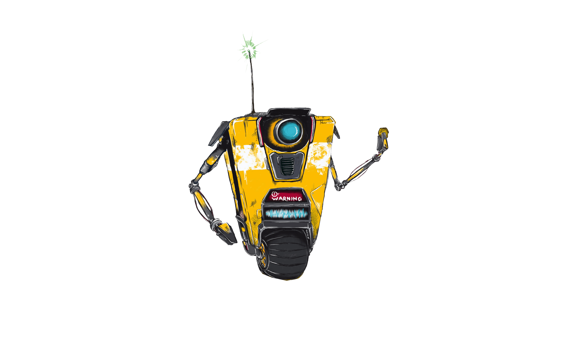 Claptrap Wallpapers 1920x1200