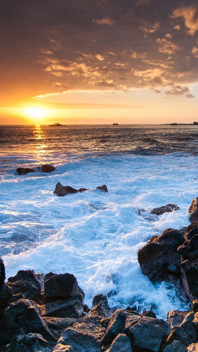 Download Hawaii Iphone Wallpaper 66   Wallpaper For your 640x1136