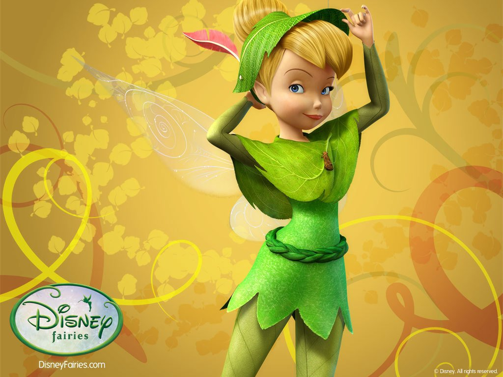 Disney Fairies images Tinkerbell HD wallpaper and background photos 1024x768