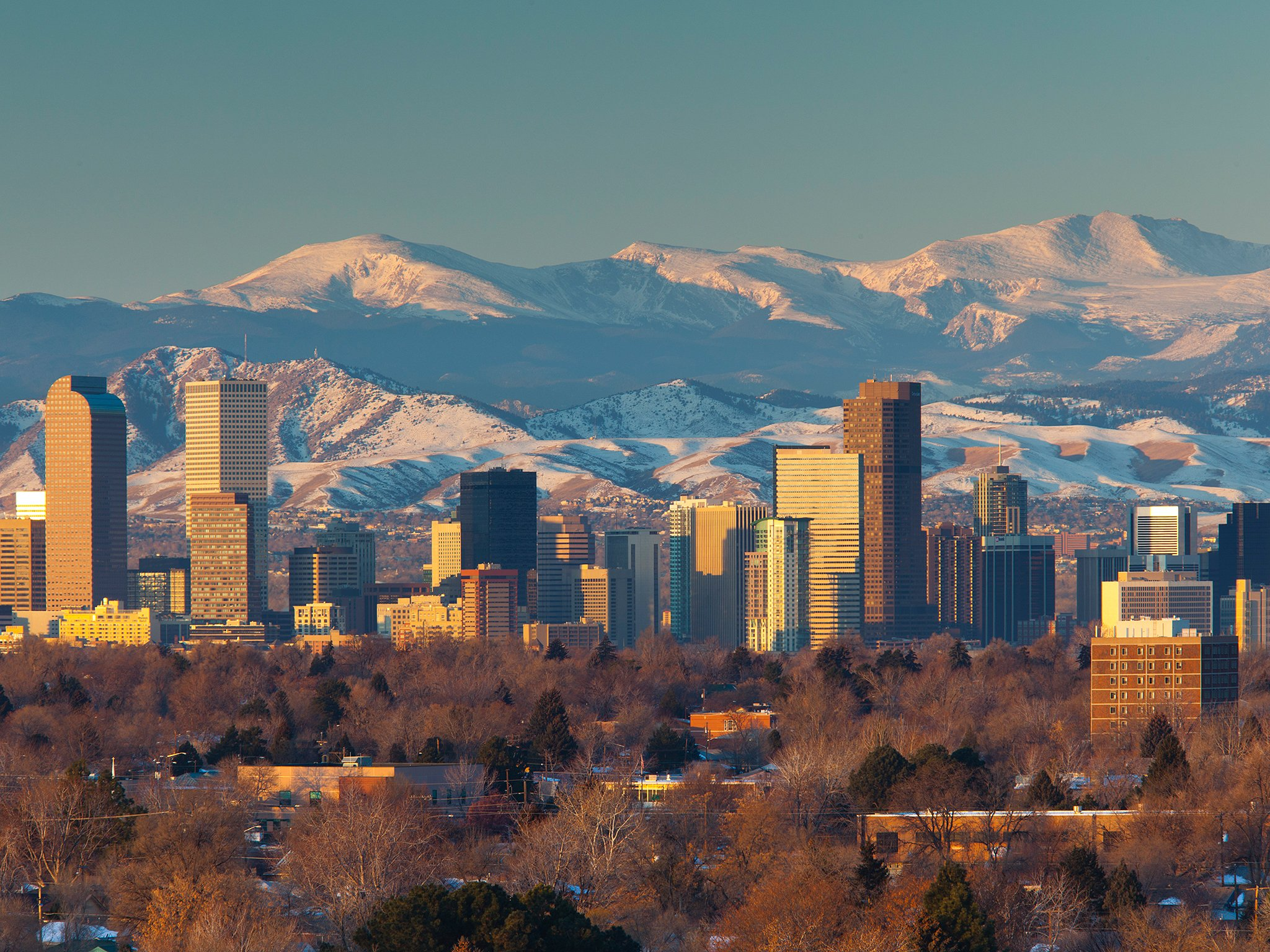 Denver Mountains Wallpaper Wallpapersafari
