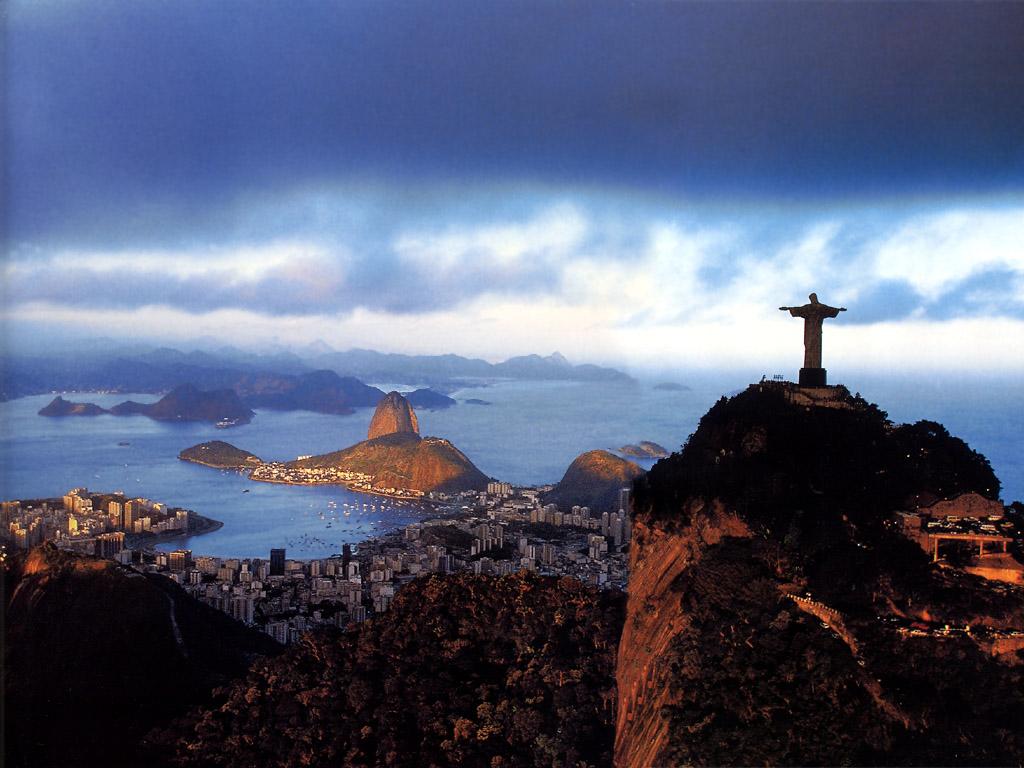 Papel de Parede Rio de Janeiro Wallpaper para Download no Celular ou 1024x768