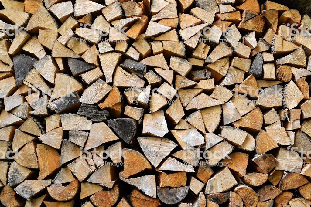 Firewood Background Chopped Wood Ready For Winter Stock Photo 1024x682